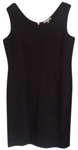 Studio One short dress black on Tradesy