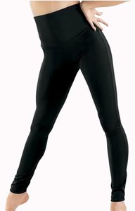 BALERA Black Leggings