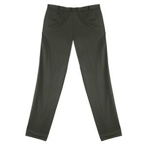 Brioni Wide Leg Pants Green