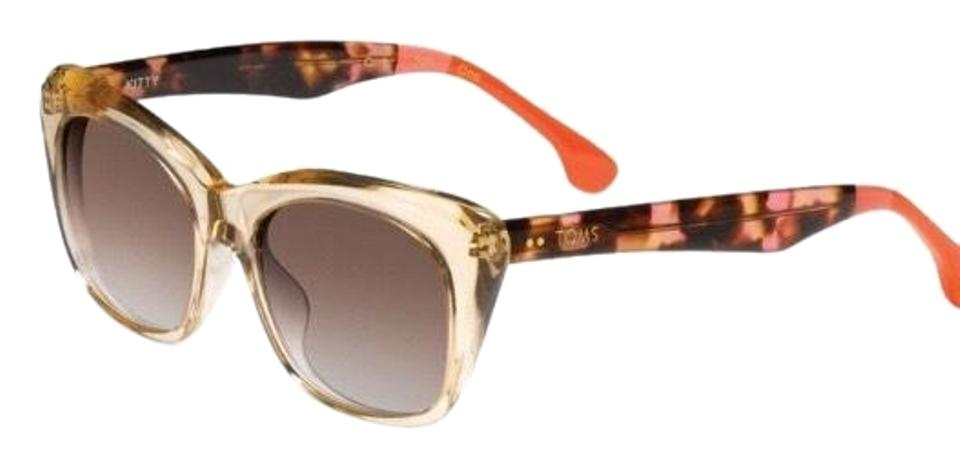 e869dc8163 TOMS Sunglasses on Sale - Up to 70% off at Tradesy