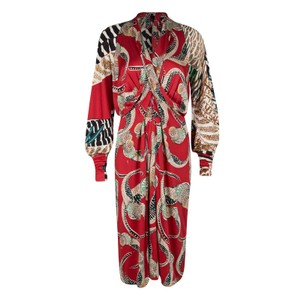 Red Maxi Dress by ISSA London