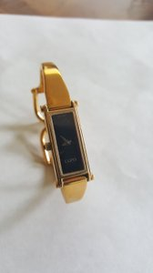 Gucci Gucci gold watch