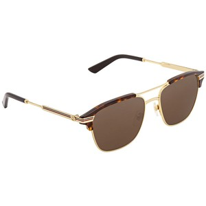 Gucci Square Unisex Sunglasses