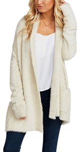 Show Me Your Mumu Long Sleeve Maxi Saltwater Shiver Tee Layering Stretchy Bohemian Festival Cardigan