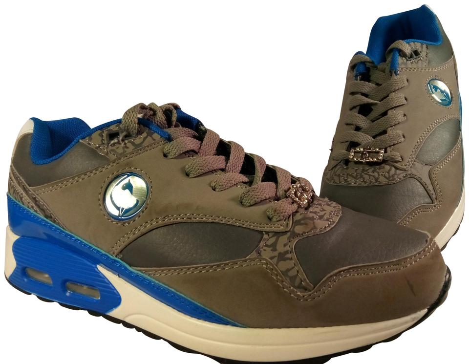 61aa02543c6 Baby Phat Grey Blue White Fashion Sneaker-style 102022253k Sneakers ...