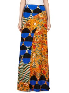 Dries van Noten Maxi Skirt Multi color