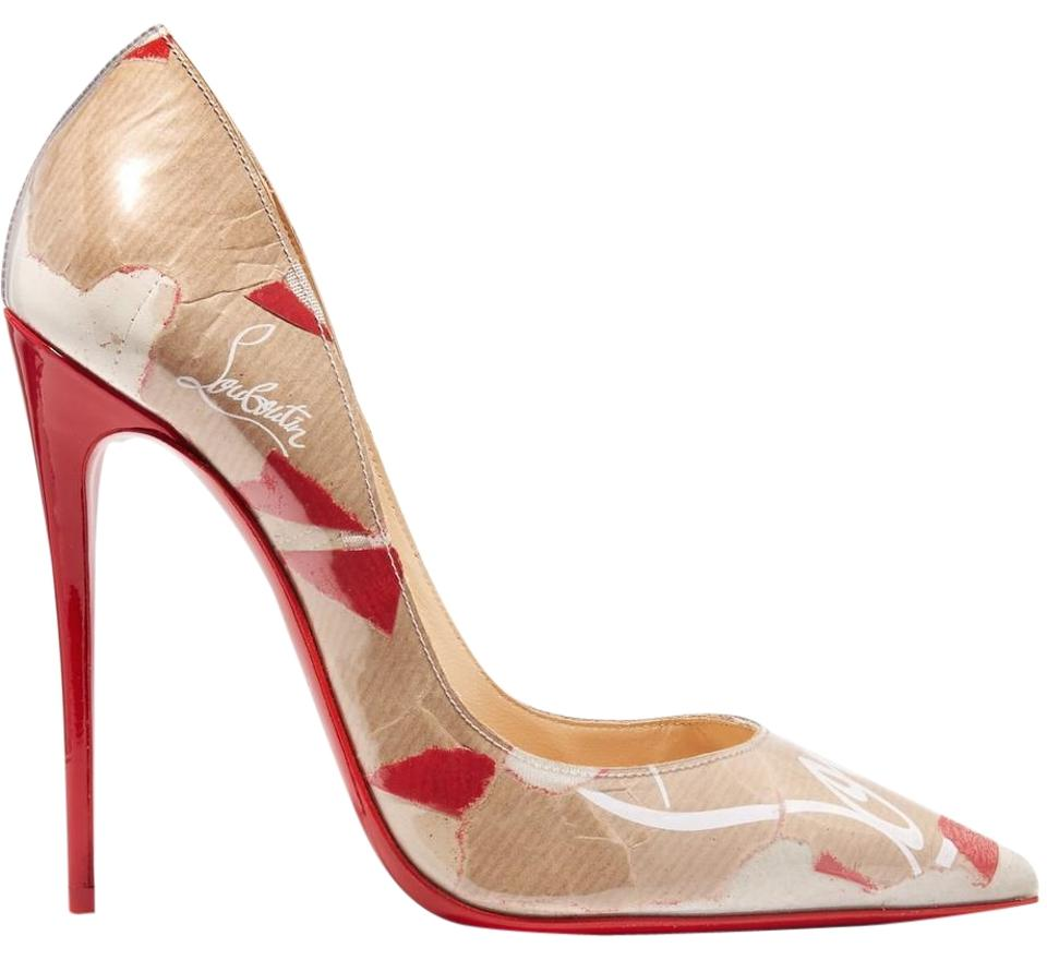 cc682af3afd Christian Louboutin Multicolor - So Kate 120mm Printed Pumps Size EU 37  (Approx. US 7) Regular (M, B)