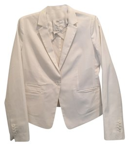 Club Monaco White Blazer