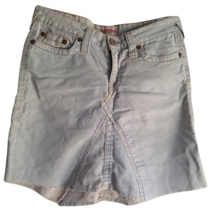 True Religion Skirt Light blue