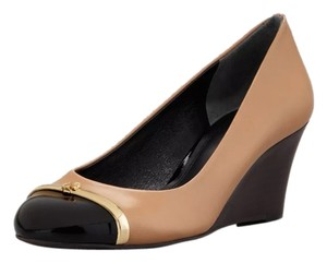 Tory Burch Beige Platforms