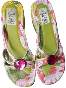 Summer Rio Multi Sandals