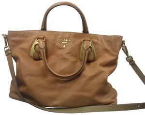 663c5f62f8eb Prada Leather Bags - Up to 70% off at Tradesy