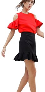 Ted Baker Top bright red