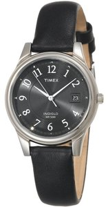 Timex Timex Male Elevated Classics Watch T29321 Silver Analog
