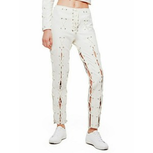 Daya by Zendaya Ivory Leggings