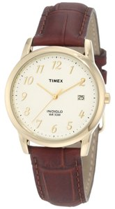 Timex Timex Male Sport Watch T2M441 Beige Analog