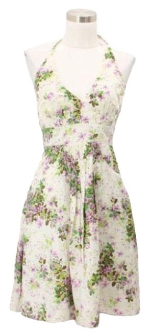 Preload https://img-static.tradesy.com/item/23578597/anna-sui-multicolor-o1-anthropologie-designer-xs-extra-small-floral-mid-length-short-casual-dress-si-0-1-650-650.jpg