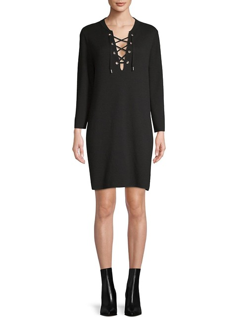 Preload https://img-static.tradesy.com/item/23578648/theory-black-patrinelle-lace-up-mid-length-short-casual-dress-size-12-l-0-0-650-650.jpg