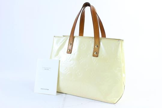 Louis Vuitton Columbus Thompson Read Leade Lead Tote in Perle