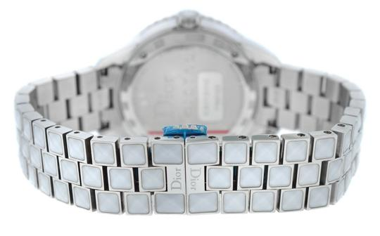 Dior New Lady Christian Dior Christal CD11311CM002 Diamond MOP SS Quartz