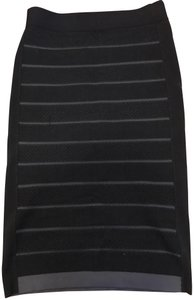 Sonia Rykiel Skirt Black and green