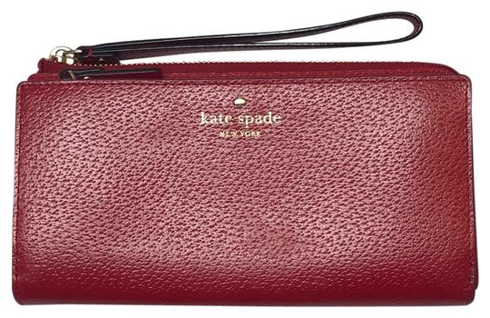 Preload https://img-static.tradesy.com/item/23579126/kate-spade-red-wallet-0-1-540-540.jpg
