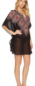Miraclesuit Mandala caftan Cover up black