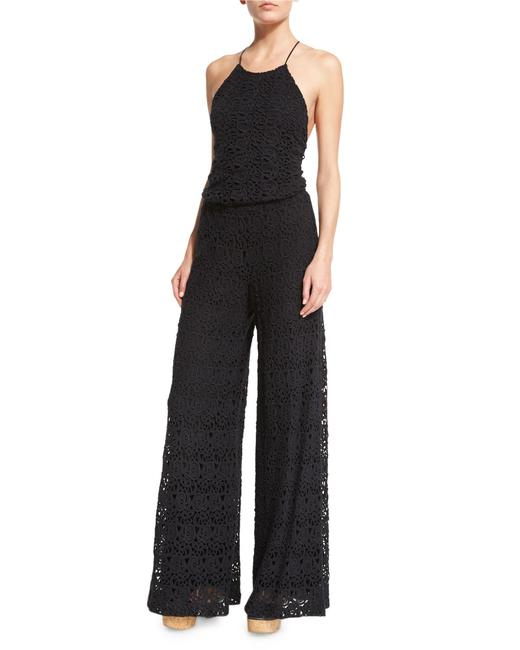 Preload https://img-static.tradesy.com/item/23579361/miguelina-black-delphine-embroidered-lace-coverup-long-romperjumpsuit-size-8-m-0-0-650-650.jpg
