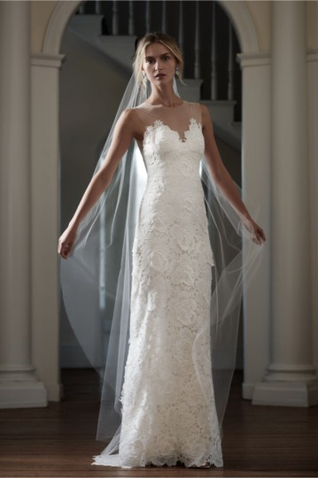 Preload https://img-static.tradesy.com/item/23579436/catherine-deane-for-bhldn-white-lace-ivory-jolie-gown-casual-wedding-dress-size-2-xs-0-0-540-540.jpg