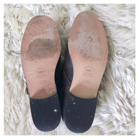 Free Lance dark brown Flats