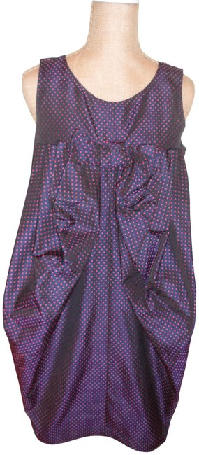 Preload https://img-static.tradesy.com/item/23579584/see-by-chloe-multi-color-bubble-shape-fun-to-wear-lining-bow-short-cocktail-dress-size-6-s-0-1-650-650.jpg