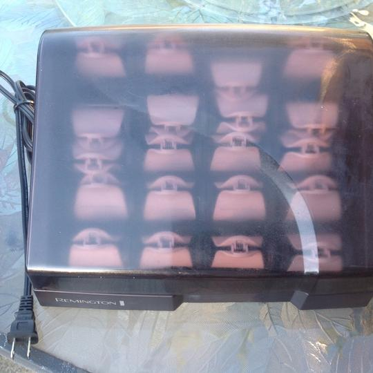 Remington Remington set of 20 hot rollers with clips