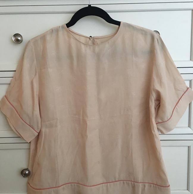 Sincerely Jules Top Blush