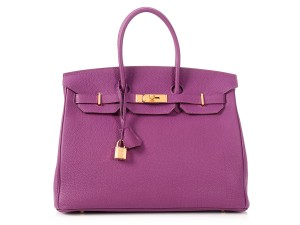 Hermès Hr.p0502.01 35 Reduced Price Satchel in Anemone