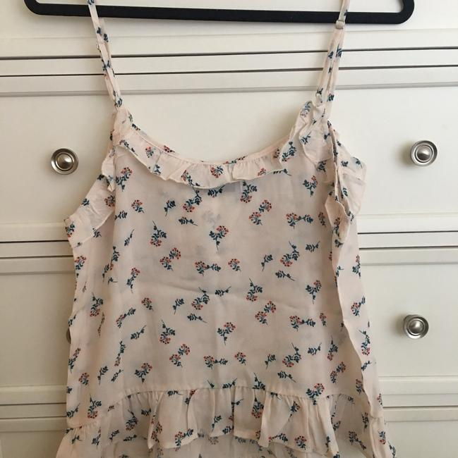 Sincerely Jules Top Blush Floral