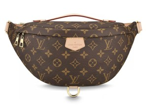 Louis Vuitton Monogram Gold Hardware Cross Body Bag