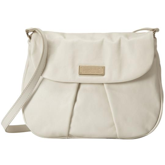 Marc by Marc Jacobs Leather Lily Flower Cross Body Bag