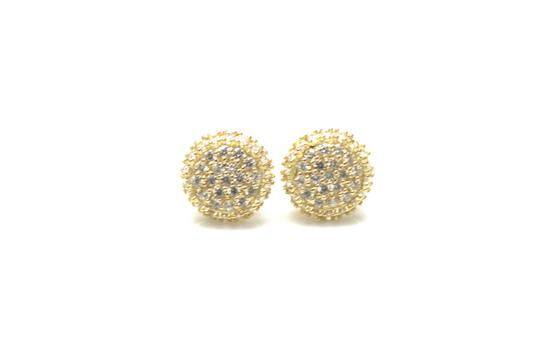 Preload https://img-static.tradesy.com/item/23580236/yellow-gold-14-kt-cubic-zirconia-cz-for-women-earrings-0-0-540-540.jpg
