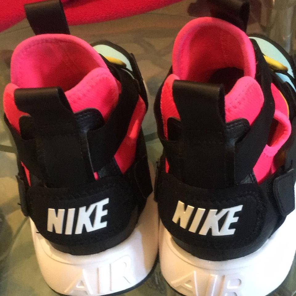 b2a5ca6aaed0 Nike Multi-color Racer Pink Vivid Sulfur Black Huarache City ...