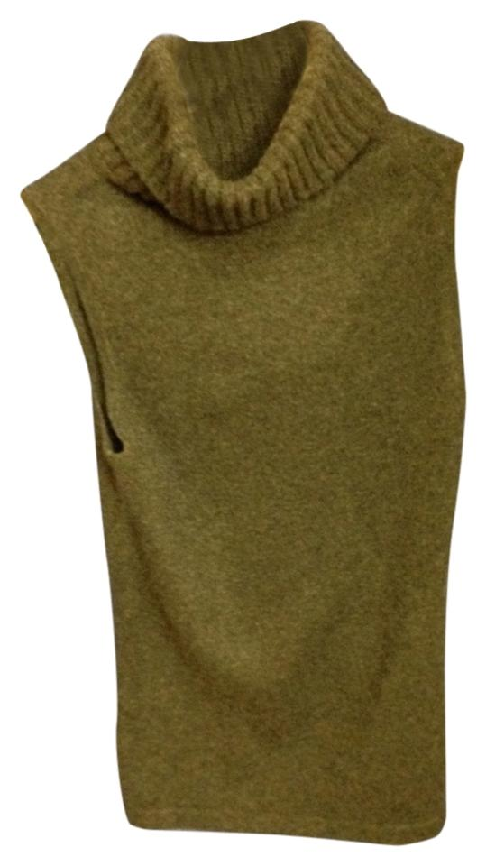 dc0eaf458742a Michael Kors Sleeveless Turtleneck Sweater Blouse Size 4 (S) - Tradesy
