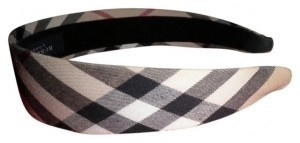 Burberry Burberry Classic Nova Check Head Band