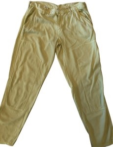 Rich & Skinny And Cargo Pants Yellow