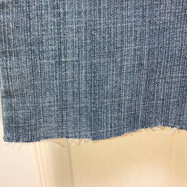 Free People Denim Distressed Sequin Skinny Jeans Size 6 (S, 28) Free People Denim Distressed Sequin Skinny Jeans Size 6 (S, 28) Image 4