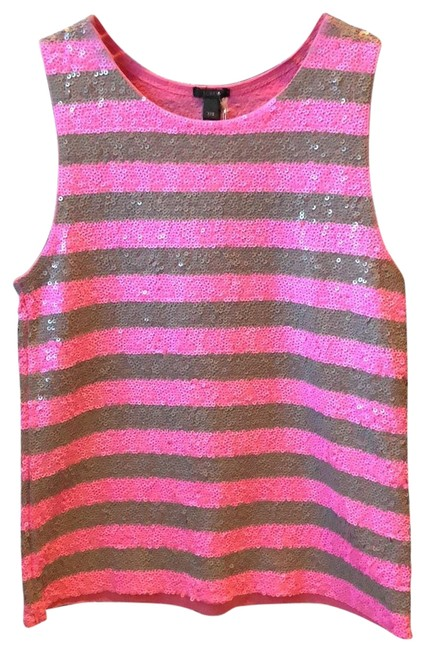 Item - 34095 Gray and Pink Top