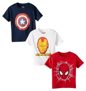 Marvel T Shirt Multi Color