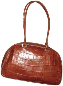 Harold Powell Leather Shoulder Bag