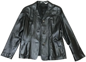 Barneys New York Black Blazer