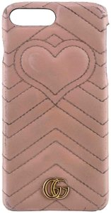 Gucci Gucci GG Marmont iPhone 7 Plus Case Pink