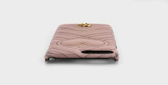 Gucci Gucci GG Marmont iPhone 7 Plus Case Pink Image 5