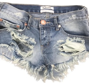 ONE by Contrarian Capri/Cropped Denim